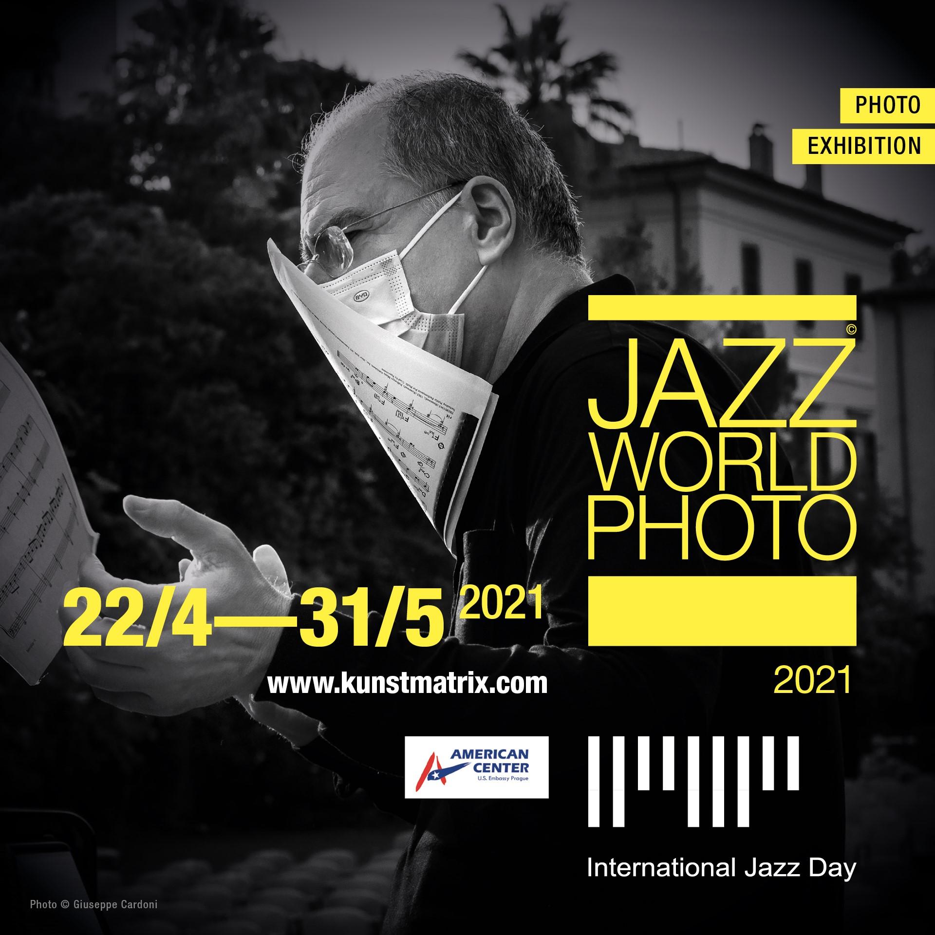 Jazz World Photo Online Exhibition