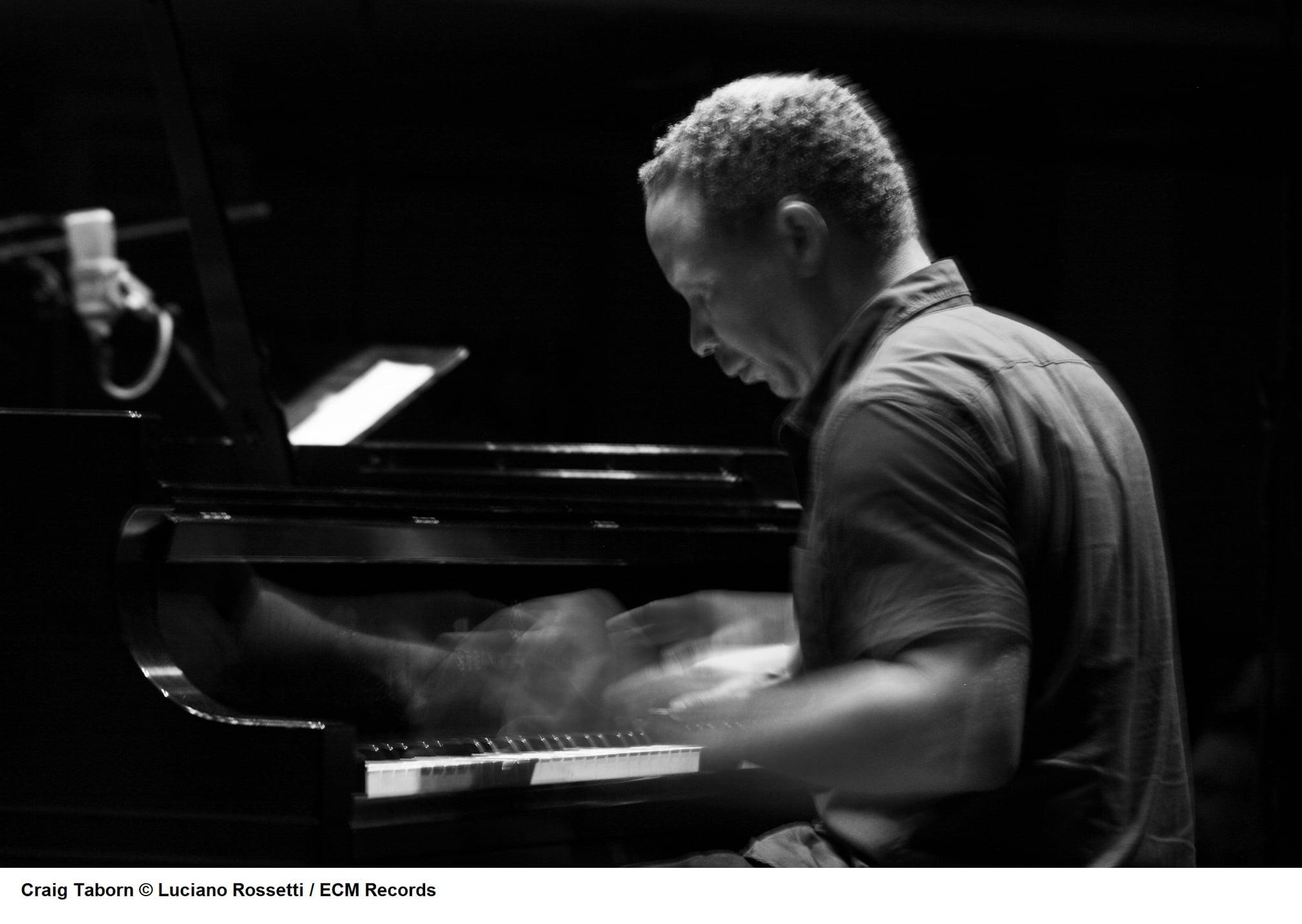 """Shadow Plays"" il nuovo album di Craig Taborn"